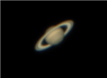Getting lucky with Saturn, from Olmsted