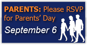 Parents' Day RSVP