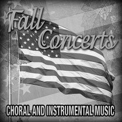 Fall Patriotic Choral Concert - Tickets open to public on Sept. 2