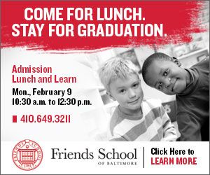 Join us for an Admission Lunch and Learn Mon., February 9