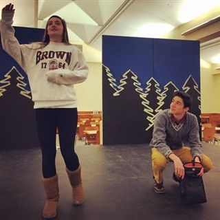 "Student-run production ""Almost, Maine"" promises evening of wintry, romantic comedy"
