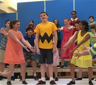 Middle School presents musical comedy