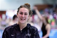 CPA junior Tatum Wade has been named the 2015 Middle Tennessee High School Swimming Association Swimmer of the Year and the Tennessee Interscholastic Swimming Coaches Association Female Swimmer of the Year.