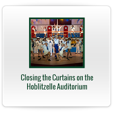 Closing the Curtains on Hoblitzelle