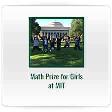 Math Prize for Girls at MIT